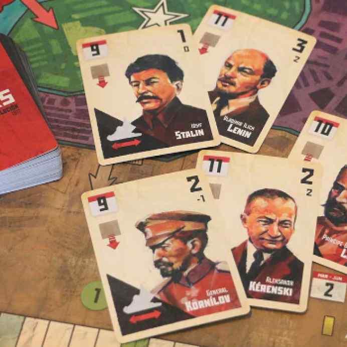 Dual Powers  Revolución Rusa TABLERUM