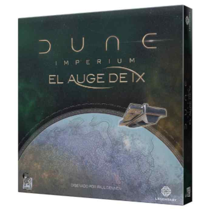 Dune Imperium: El auge de Ix TABLERUM