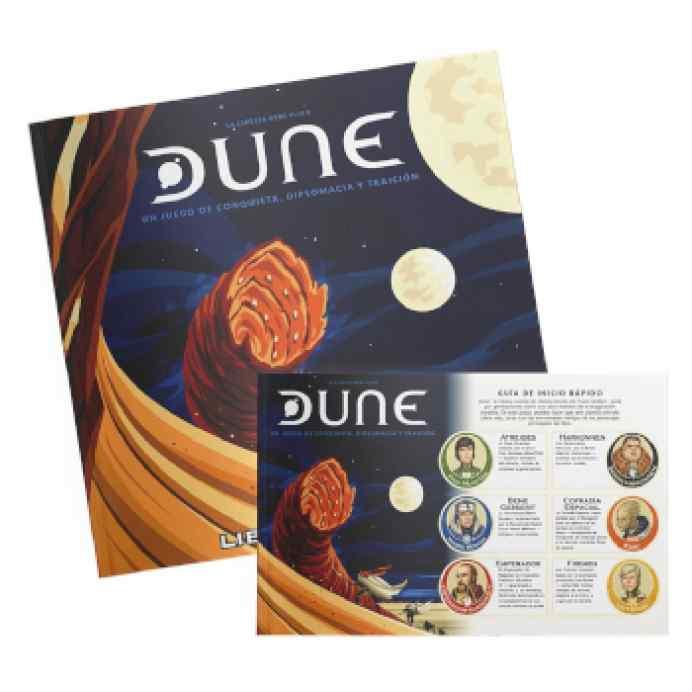 Dune (Ed. Española) TABLERUM