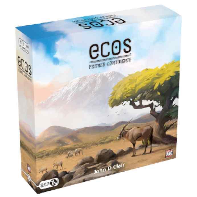 ECOS: Primer Continente TABLERUM