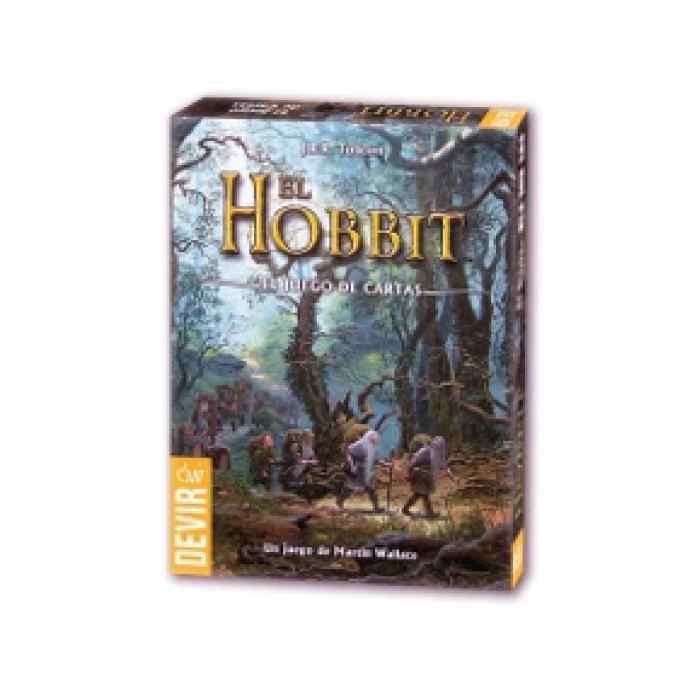 El Hobbit Juego de cartas