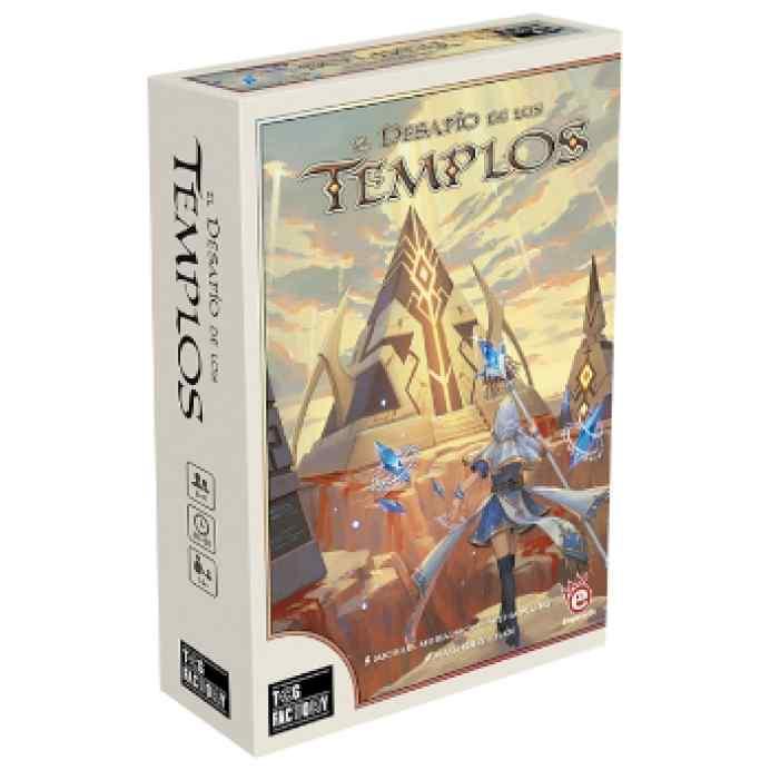 El Desafío de los Templos TABLERUM