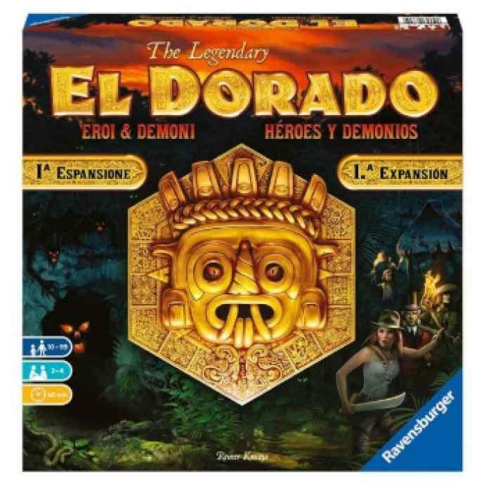 El Dorado: Héroes y Demonios TABLERUM