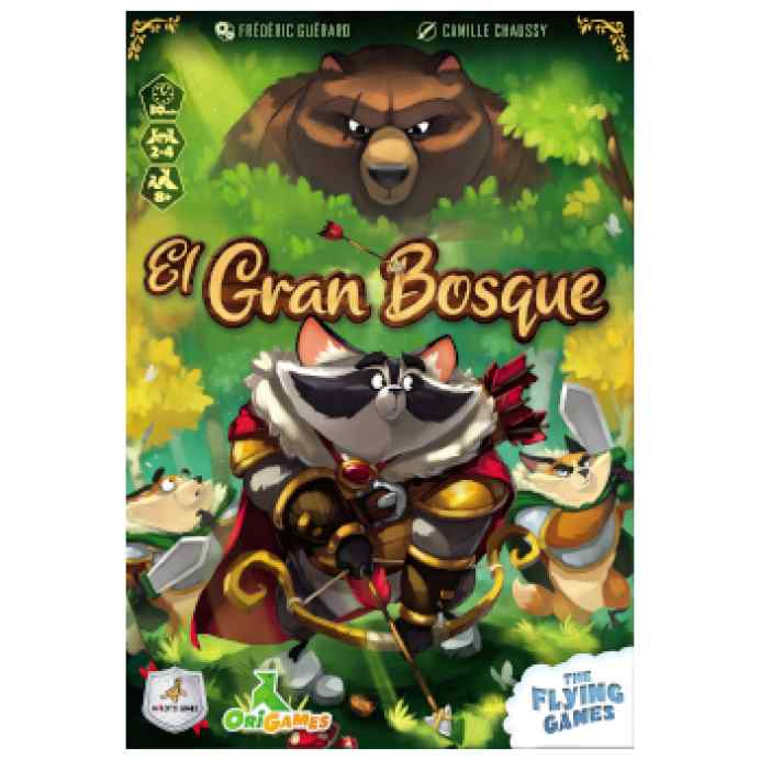 El Gran Bosque TABLERUM