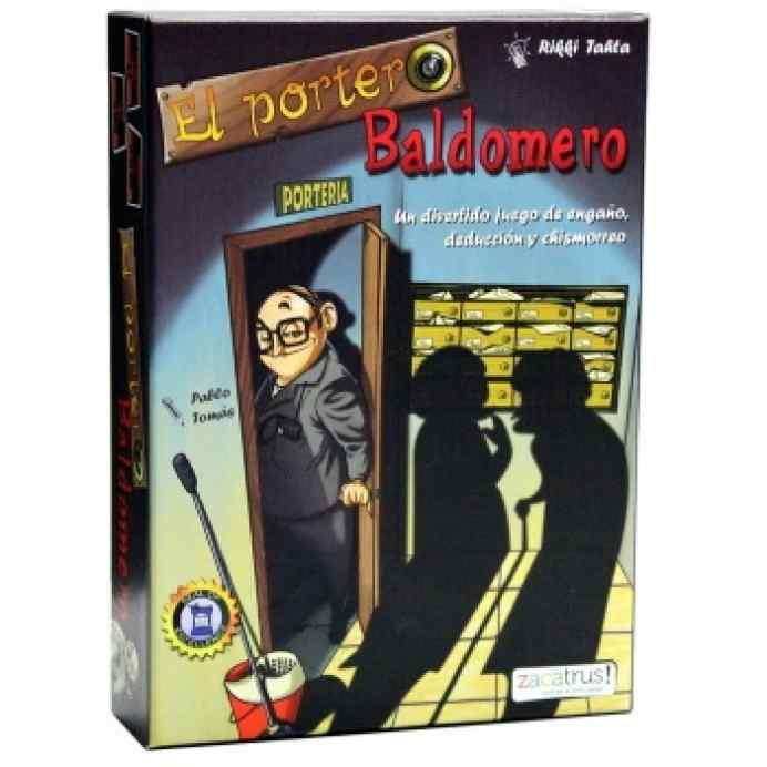 El Portero Baldomero TABLERUM