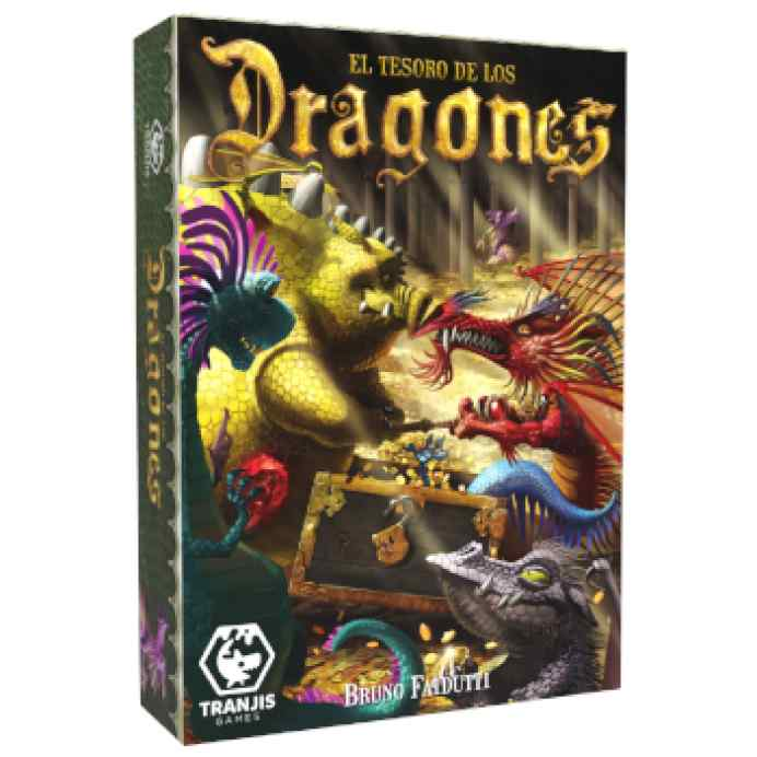 El Tesoro de los Dragones TABLERUM