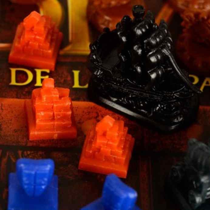 Endeavor: La Era de la Expansión Add On Miniaturas de Plástico TABLERUM