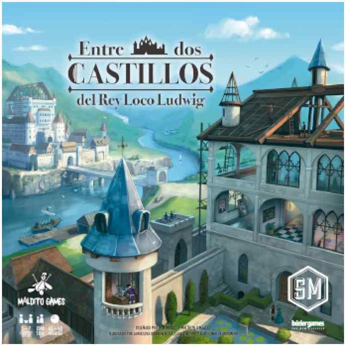 Entre dos Castillos del Rey Loco Ludwig TABLERUM