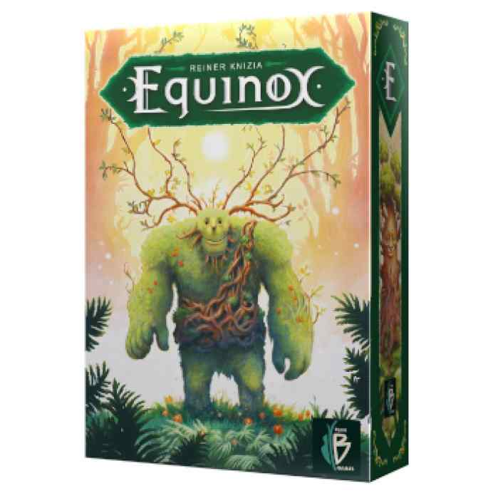 Equinox: Edición Verde TABLERUM