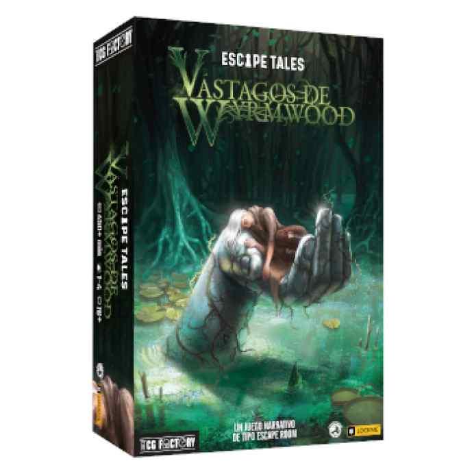 Escape Tales Vástagos de Wyrmwood TABELRUM