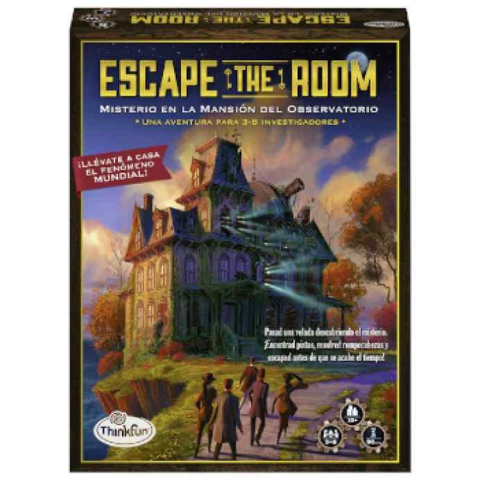 Escape the Room: Misterio en la Mansión del Observatorio TABLERUM