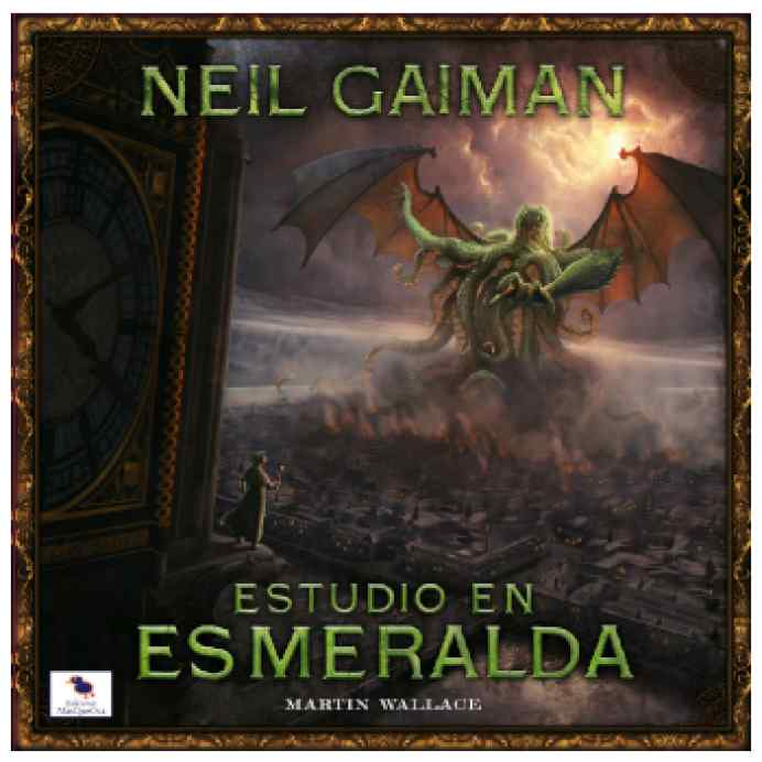 Estudio en Esmeralda TABLERUM