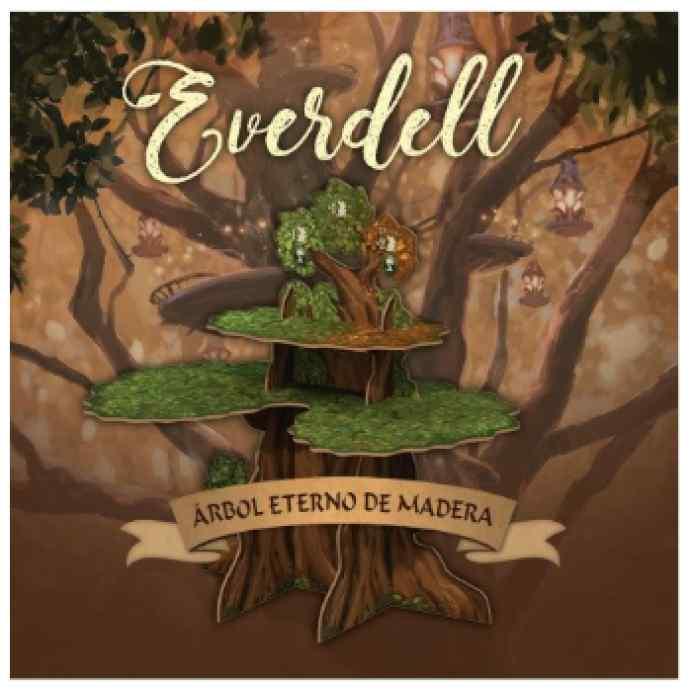 Everdell Árbol Eterno de Madera TABLERUM