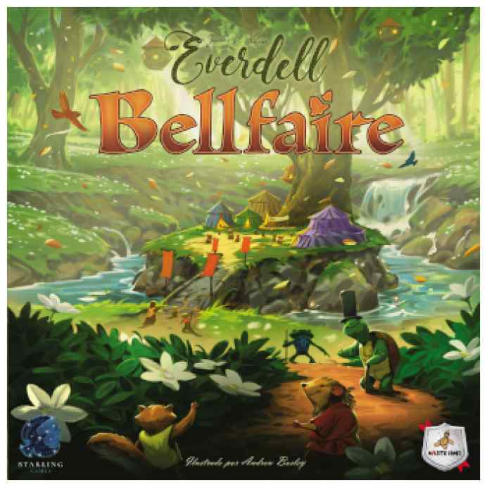 Everdell: Bellfaire TABLERUM