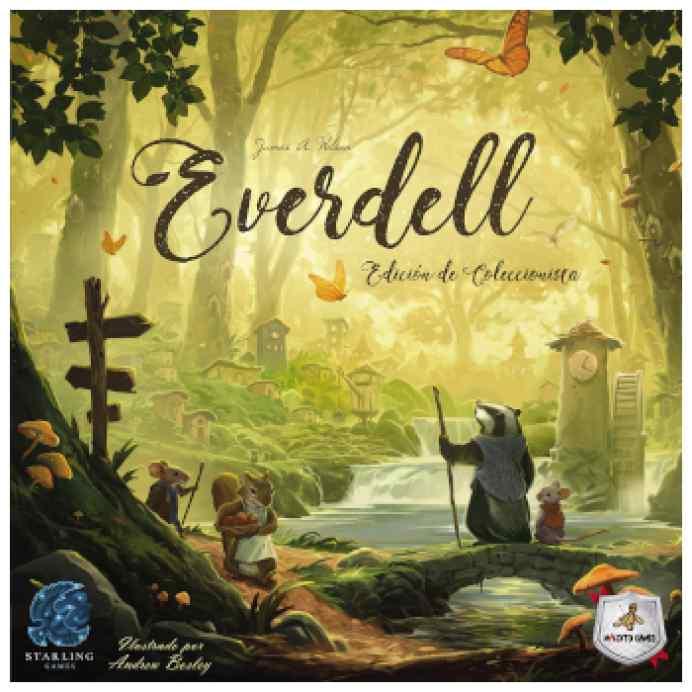 Everdell Edición Coleccionista TABLERUM