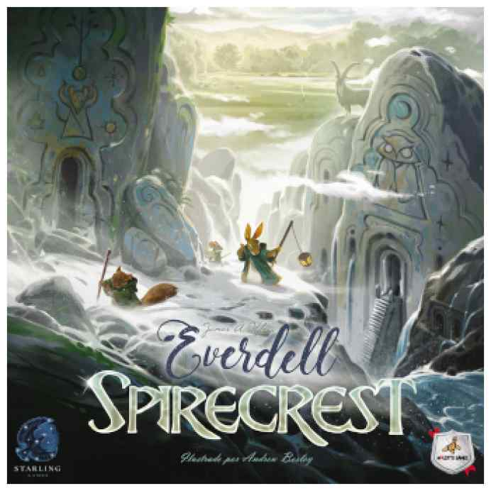 Everdell: Spirecrest TABLERUM