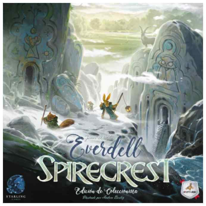 Everdell: Spirecrest Edición Coleccionista TABLERUM