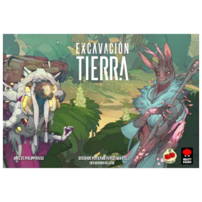 Excavation Earth: Segunda Oleada TABLERUM