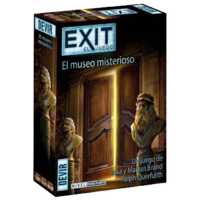 Exit: 10.- El Museo Misterioso TABLERUM