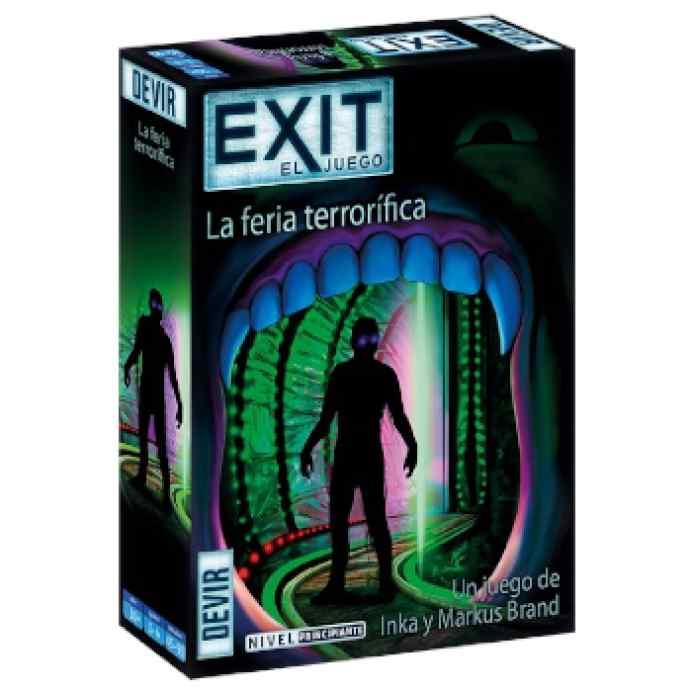 Exit 12: La Feria Terrorífica TABLERUM