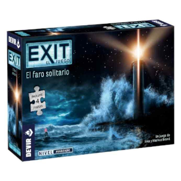 Exit: 12.- El Faro Olvidado TABLERUM