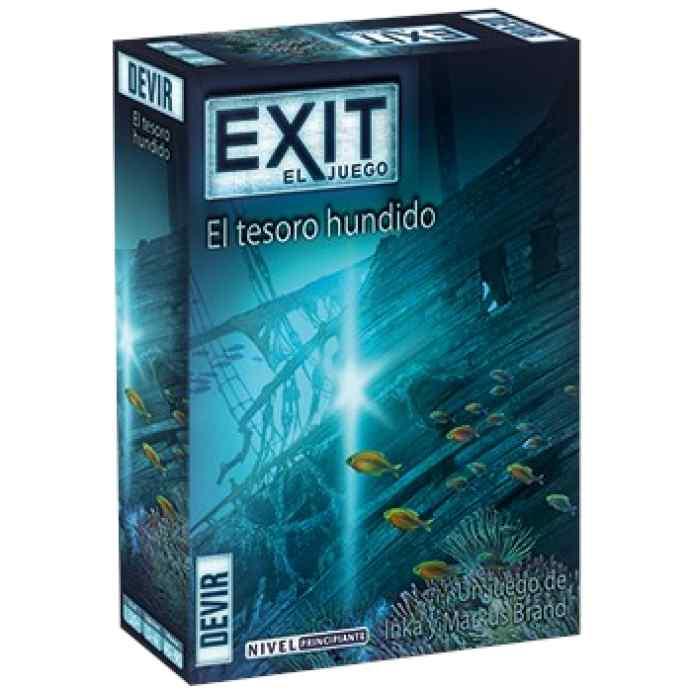 Exit El Tesoro Hundido TABLERUM