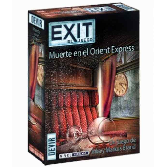 Exit: 8.- Muerte en el Orient Expréss TABLERUM