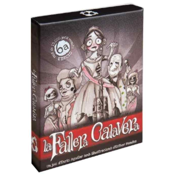 La Fallera Calavera: el juego de cartas valenciano TABLERUM