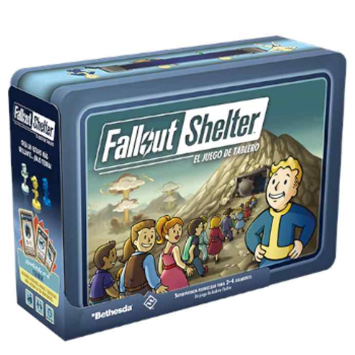 Fallout Shelter TABLERUM