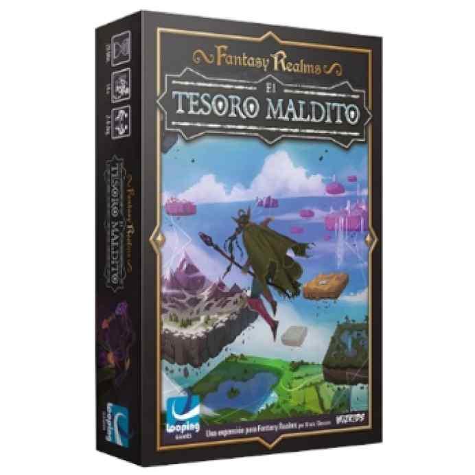 Fantasy Realms: El Tesoro Maldito TABLERUM