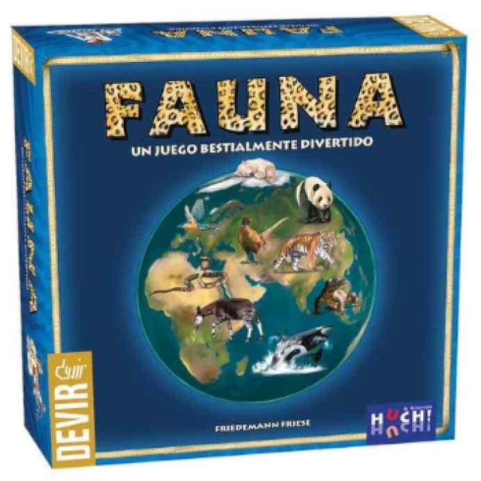 Fauna TABLERUM