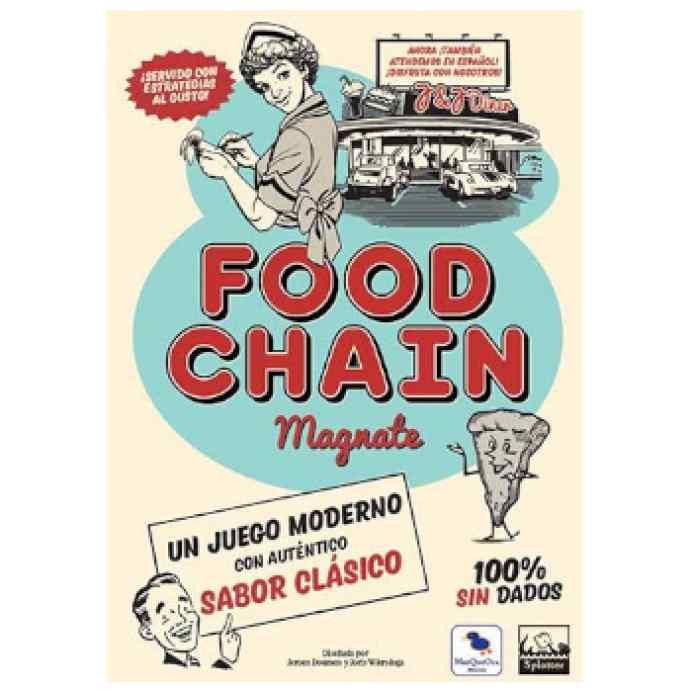 Fooc Chain Magnate (Español) TABLERUM
