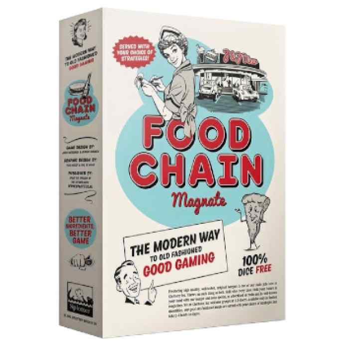 Food Chain Magnate TABLERUM