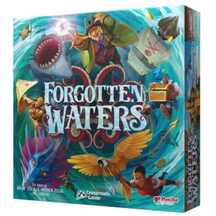 Forgotten Waters TABLERUM
