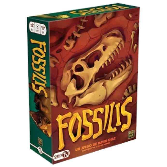 Fossils TABLERUM