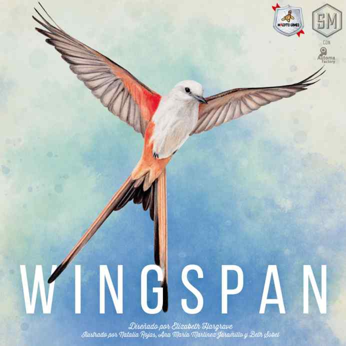Wingspan TABLERUM