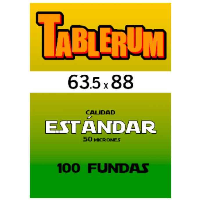 Fundas TABLERUM Estándar 63.5 x 88 (100 uds) TABLERUM