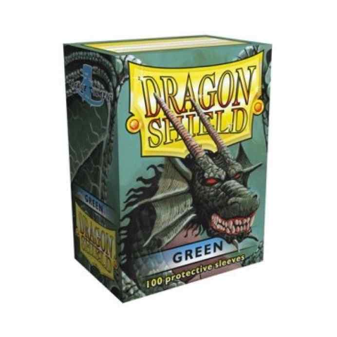 fundas dragon verde