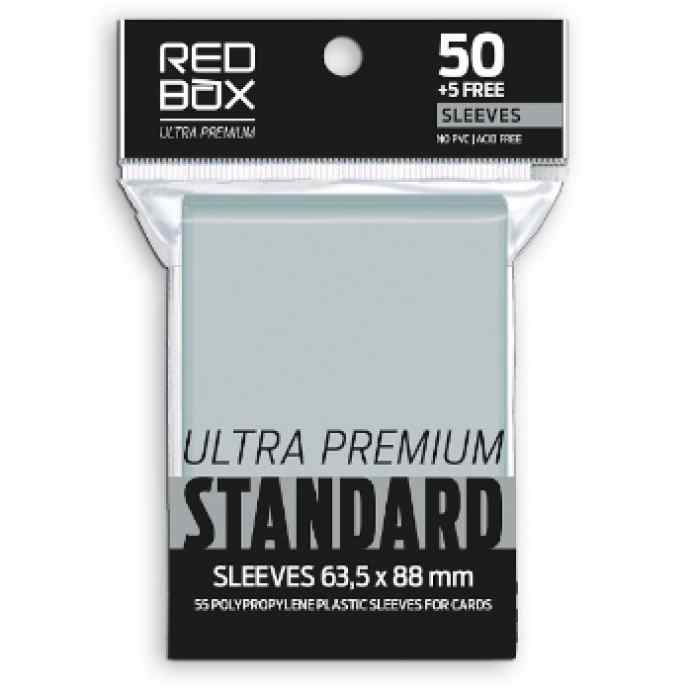 Fundas Redbox 63.5x88 100mic Ultra PREMIUM (55 unid) TABLERUM