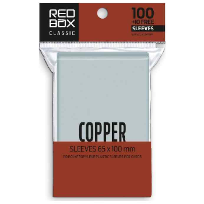 Fundas Redbox 65x100 60mic COPPER Classic (110 unid) TABLERUM