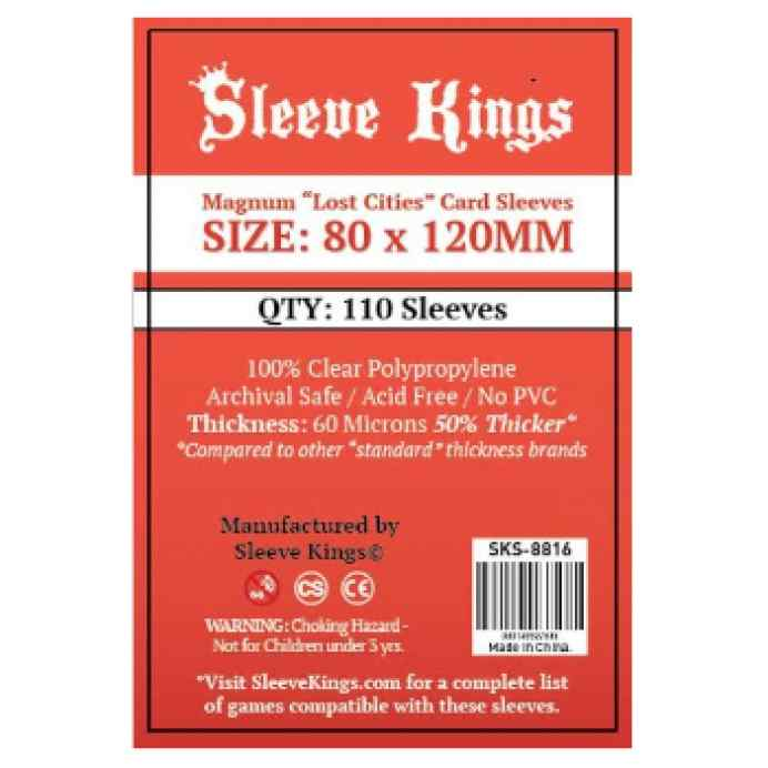 Fundas Sleeve Kings Magnum Dixit  80x120 (110 uds) TABLERUM