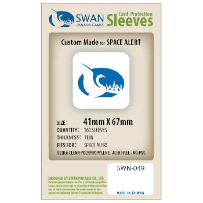 Fundas Swan Panasia 41 x 67 Estándar (160 uds) TABLERUM