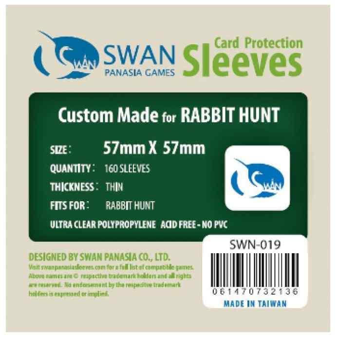 Fundas Swan Panasia 57 x 57 Estándar (200 uds) TABLERUM