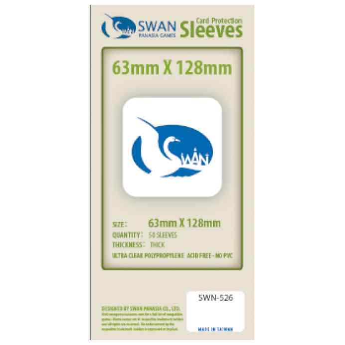 Fundas Swan Panasia 63 x 128 Premium (50 uds) TABLERUM