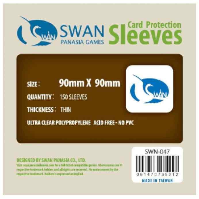 Fundas Swan Panasia 90 x 90 Estándar (130 uds) TABLERUM