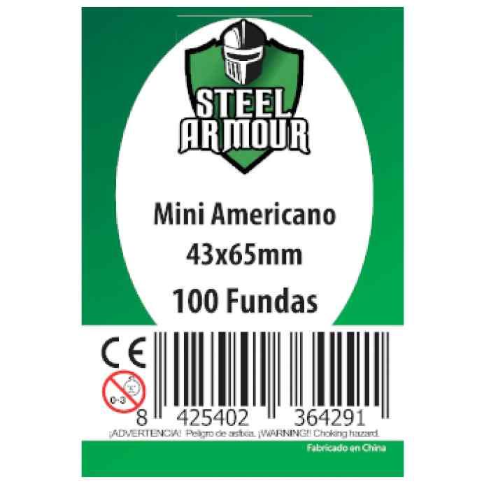 Fundas Steel Armour Americano Mini 43 x 65 TABLERUM