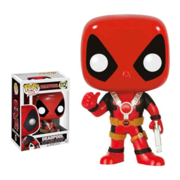Funko POP Marvel: Deadpool  Thumb TABLERUM