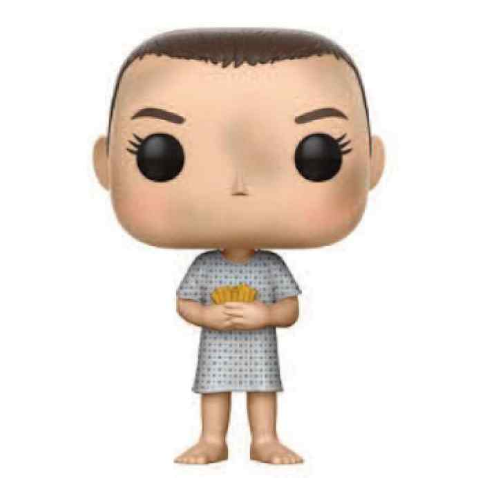 Figura Funko Stranger Things: Once en Hospital TABLERUM