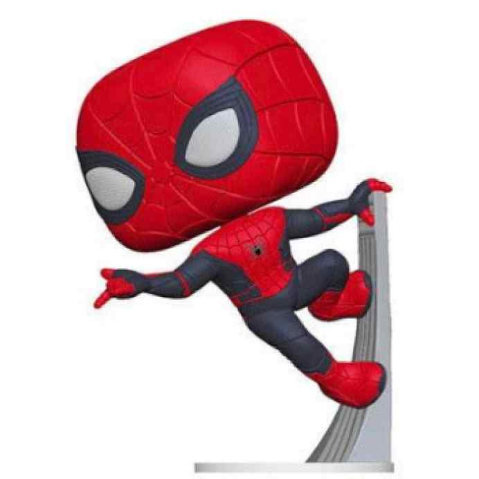 Funko POP Spiderman: Spiderman Upgraded Suit TABLERUM