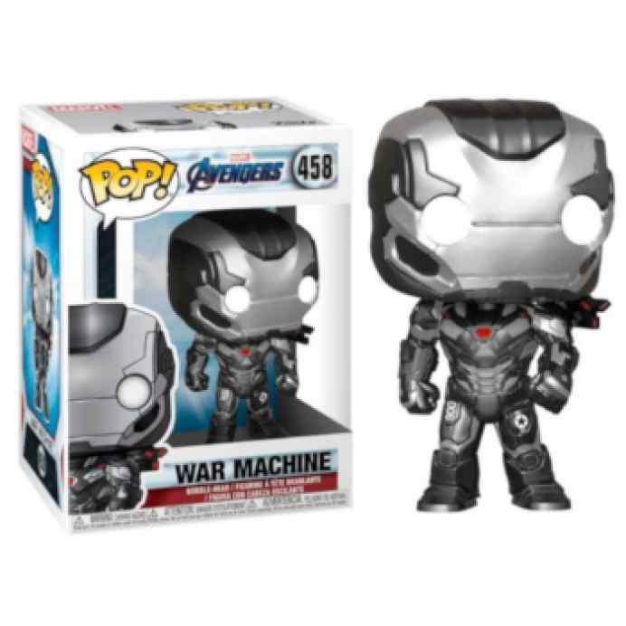 Funko POP Marvel Endgame: War Machine TABLERUM
